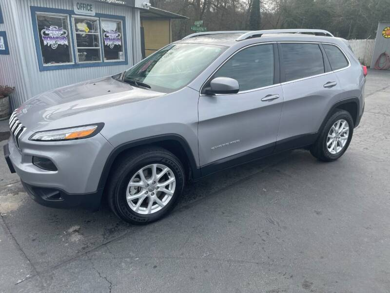 2018 Jeep Cherokee for sale at 3 BOYS CLASSIC TOWING and Auto Sales in Grants Pass OR