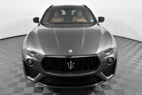 2021 Maserati Levante for sale at Southern Auto Solutions-Jim Ellis Maserati in Marietta GA