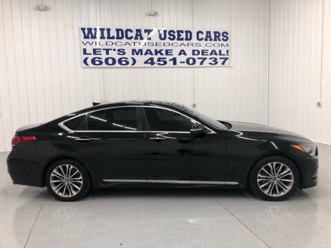 2015 Hyundai Genesis for sale at Wildcat Used Cars in Somerset KY
