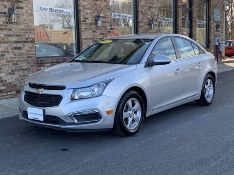 2015 Chevrolet Cruze for sale at The King of Credit in Clifton Park NY