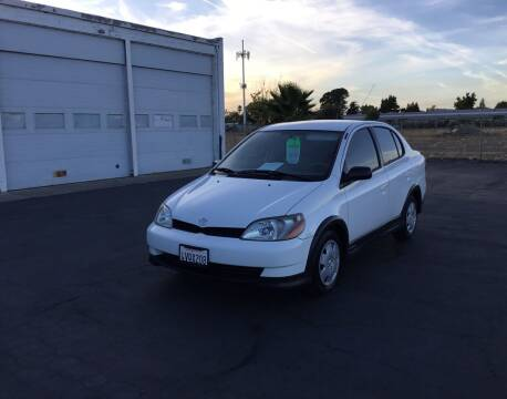 2002 Toyota ECHO for sale at My Three Sons Auto Sales in Sacramento CA