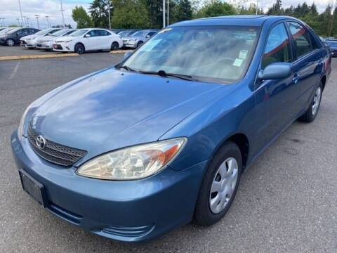 2004 Toyota Camry for sale at Autos Only Burien in Burien WA