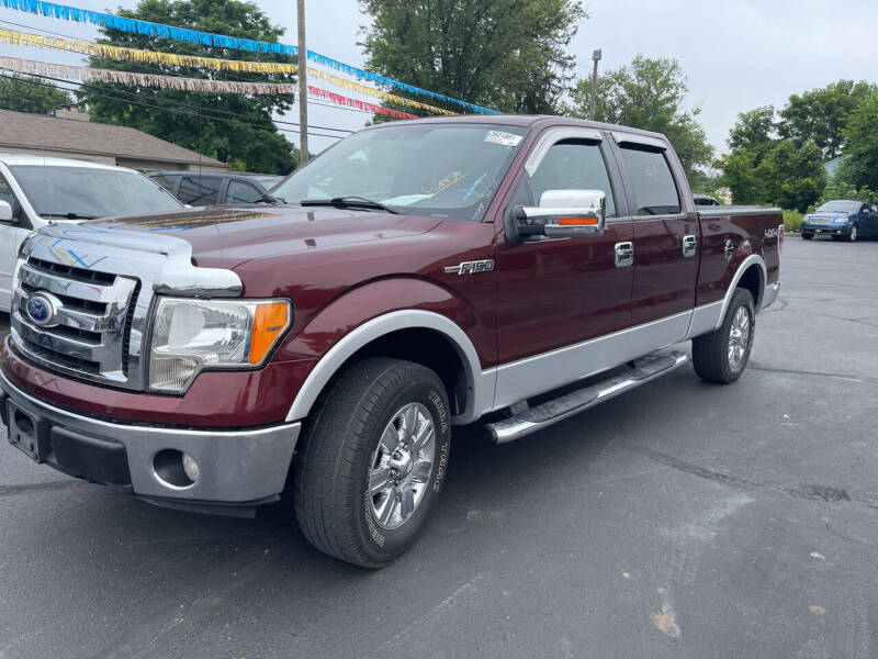 2009 Ford F-150 for sale at Auto Exchange in The Plains OH