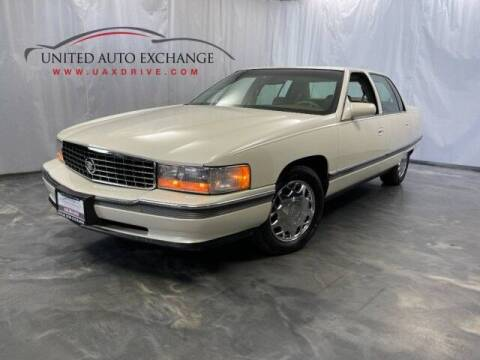 1995 Cadillac DeVille for sale at United Auto Exchange in Addison IL