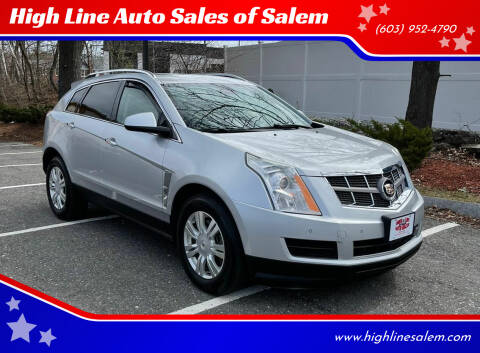 2011 Cadillac SRX for sale at High Line Auto Sales of Salem in Salem NH