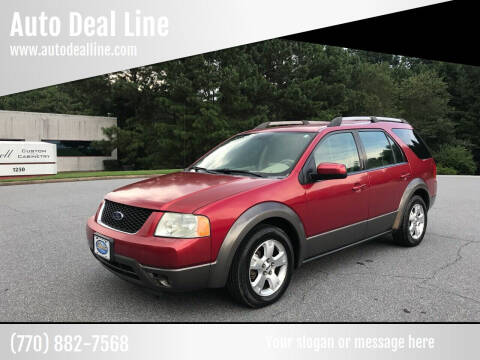 2005 Ford Freestyle for sale at Auto Deal Line in Alpharetta GA