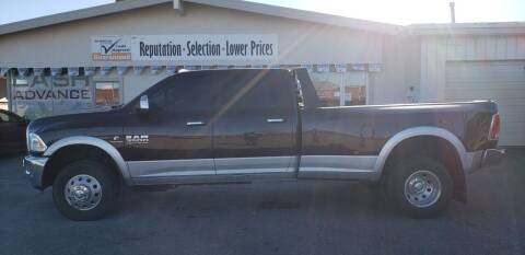 2016 RAM Ram Pickup 3500 for sale at HomeTown Motors in Gillette WY