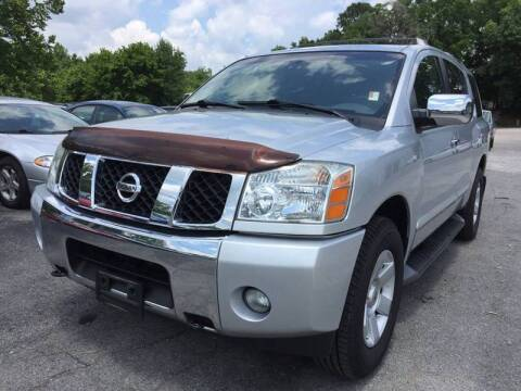 2004 Nissan Armada for sale at Best Buy Auto Sales in Murphysboro IL