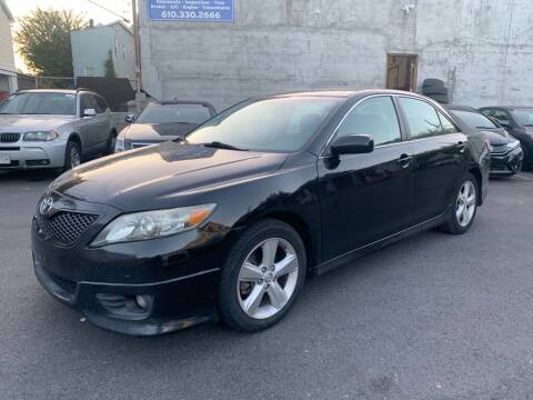 2011 Toyota Camry for sale at Amicars in Easton PA