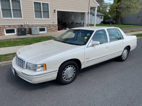 1999 Cadillac DeVille for sale at Jordan Auto Group in Paterson NJ