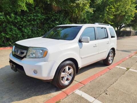 2009 Honda Pilot for sale at DFW Autohaus in Dallas TX