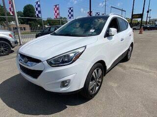 2014 Hyundai Tucson for sale at Car Depot in Detroit MI
