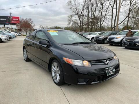 2008 Honda Civic for sale at Zacatecas Motors Corp in Des Moines IA