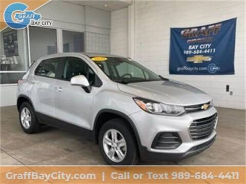 2019 Chevrolet Trax for sale at GRAFF CHEVROLET BAY CITY in Bay City MI