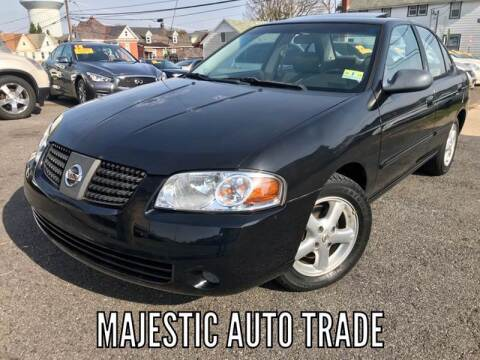 2004 Nissan Sentra for sale at Majestic Auto Trade in Easton PA