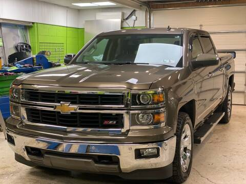 2014 Chevrolet Silverado 1500 for sale at Ginters Auto Sales in Camp Hill PA