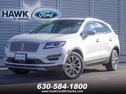 2019 Lincoln MKC for sale at Hawk Ford of St. Charles in St Charles IL