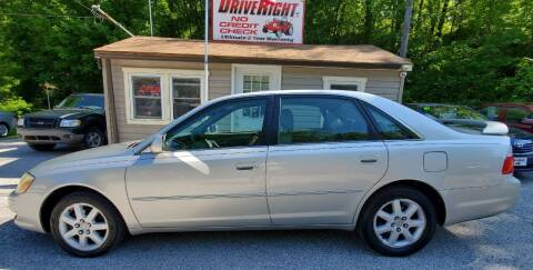 2004 Toyota Avalon for sale at DriveRight Autos South York in York PA