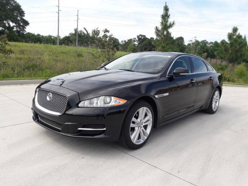 2011 Jaguar XJL for sale at Car Shop of Mobile in Mobile AL