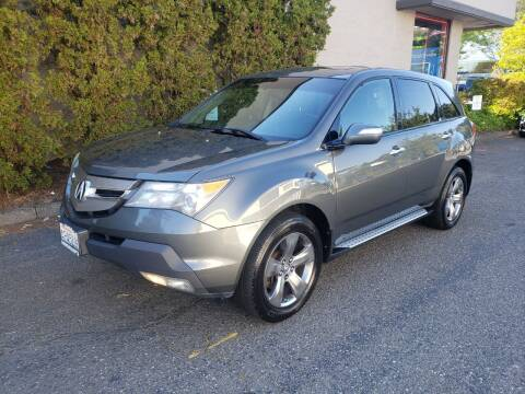 2007 Acura MDX for sale at Painlessautos.com in Bellevue WA