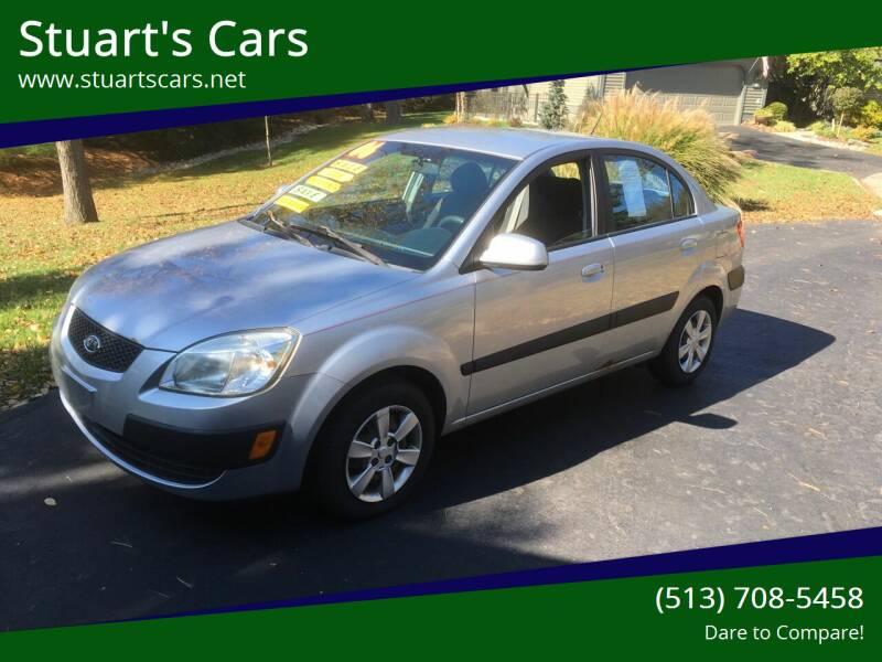 2006 Kia Rio for sale at Stuart's Cars in Cincinnati OH