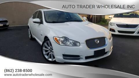 2011 Jaguar XF for sale at Auto Trader Wholesale Inc in Saddle Brook NJ
