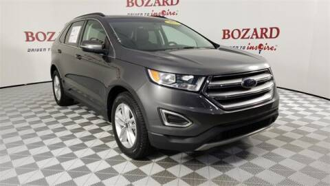 2017 Ford Edge for sale at BOZARD FORD in Saint Augustine FL