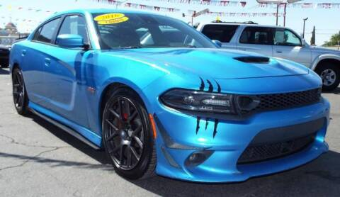 2016 Dodge Charger for sale at 559 Motors in Fresno CA