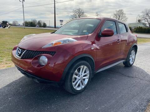 2013 Nissan JUKE for sale at Champion Motorcars in Springdale AR