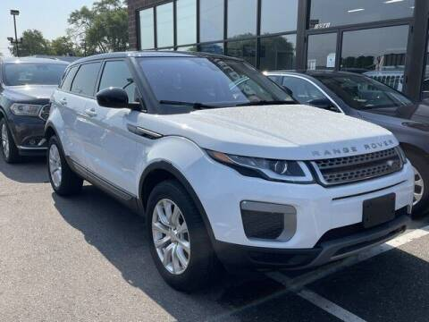 2017 Land Rover Range Rover Evoque for sale at SOUTHFIELD QUALITY CARS in Detroit MI