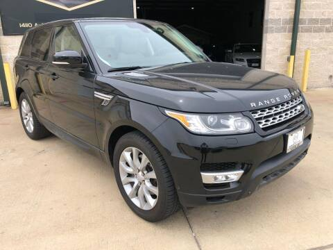 2015 Land Rover Range Rover Sport for sale at KAYALAR MOTORS in Houston TX