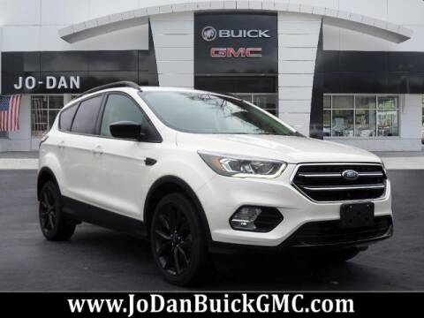 2017 Ford Escape for sale at Jo-Dan Motors in Plains PA