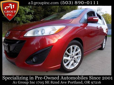 2015 Mazda MAZDA5 for sale at A1 Group Inc in Portland OR