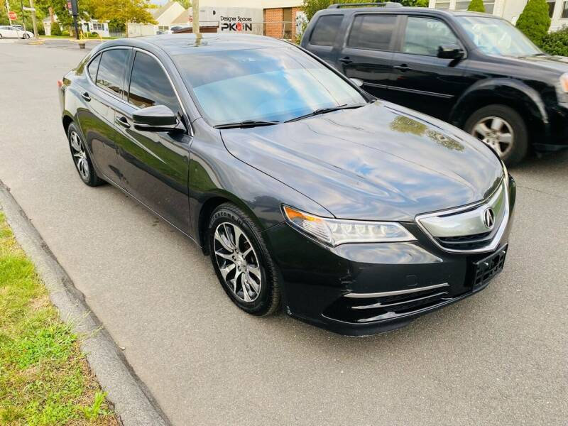 2016 Acura TLX for sale at Kensington Family Auto in Berlin CT