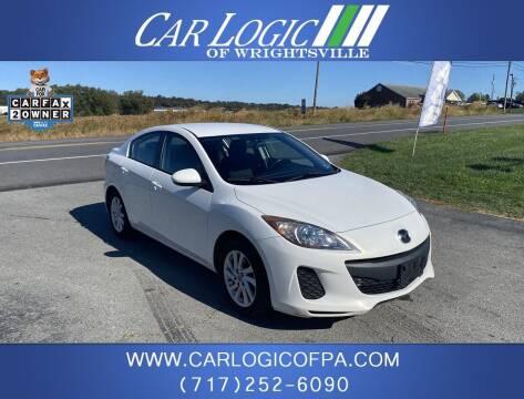 2012 Mazda MAZDA3 for sale at Car Logic in Wrightsville PA