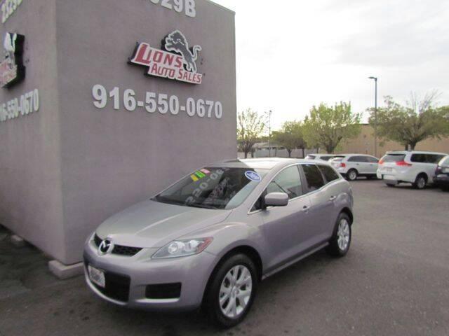 2009 Mazda CX-7 for sale at LIONS AUTO SALES in Sacramento CA