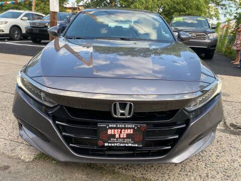 2018 Honda Accord for sale at Best Cars R Us in Plainfield NJ