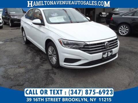 2019 Volkswagen Jetta for sale at Hamilton Avenue Auto Sales in Brooklyn NY