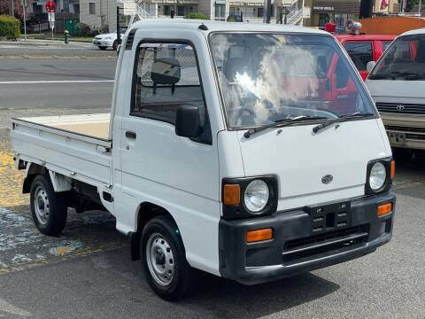 1991 Subaru Sambar Truck MT5 for sale at JDM Car & Motorcycle LLC in Seattle WA