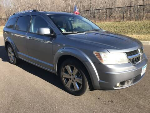 2009 Dodge Journey for sale at Angies Auto Sales LLC in Newport MN