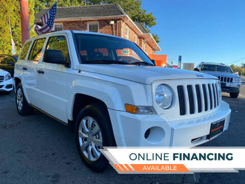 2008 Jeep Patriot for sale at Bloomingdale Auto Group - The Car House in Butler NJ