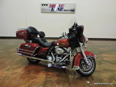 2012 HARLEY DAVIDSON ELECTRA GLIDE for sale at Driveline LLC in Jacksonville FL