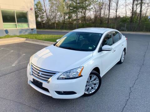 2013 Nissan Sentra for sale at Super Bee Auto in Chantilly VA