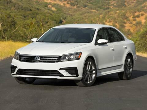 2018 Volkswagen Passat for sale at PHIL SMITH AUTOMOTIVE GROUP - Joey Accardi Chrysler Dodge Jeep Ram in Pompano Beach FL