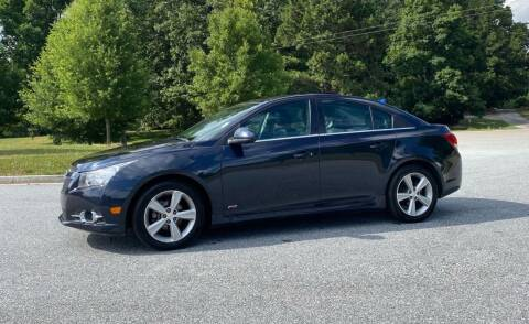 2014 Chevrolet Cruze for sale at GTO United Auto Sales LLC in Lawrenceville GA