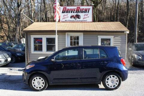 2008 Scion xD for sale at DriveRight Autos South York in York PA
