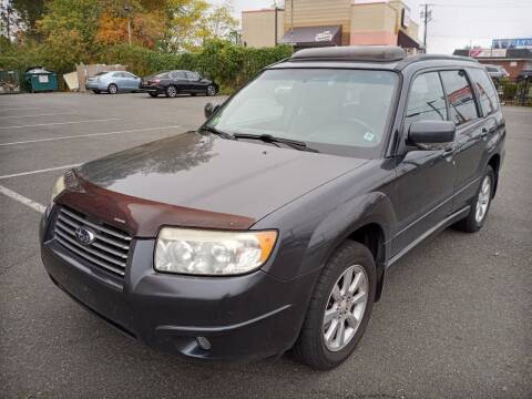 2008 Subaru Forester for sale at MAGIC AUTO SALES in Little Ferry NJ