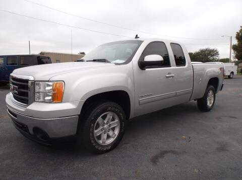 2011 GMC Sierra 1500 for sale at Cars R Us in Chanute KS