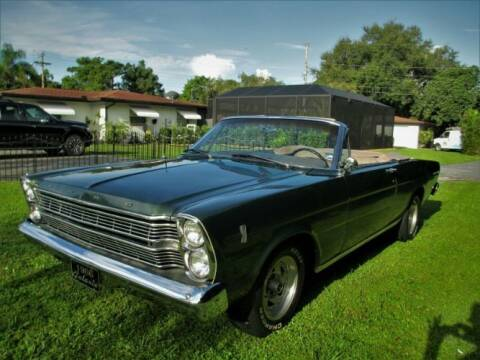 1966 Ford Galaxie 500 for sale at Classic Car Deals in Cadillac MI