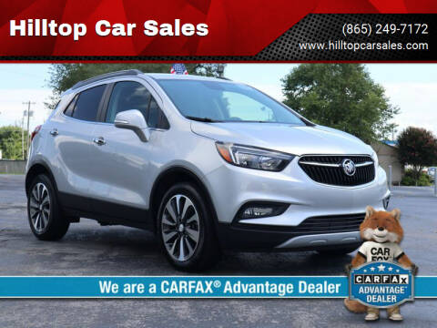 2017 Buick Encore for sale at Hilltop Car Sales in Knox TN